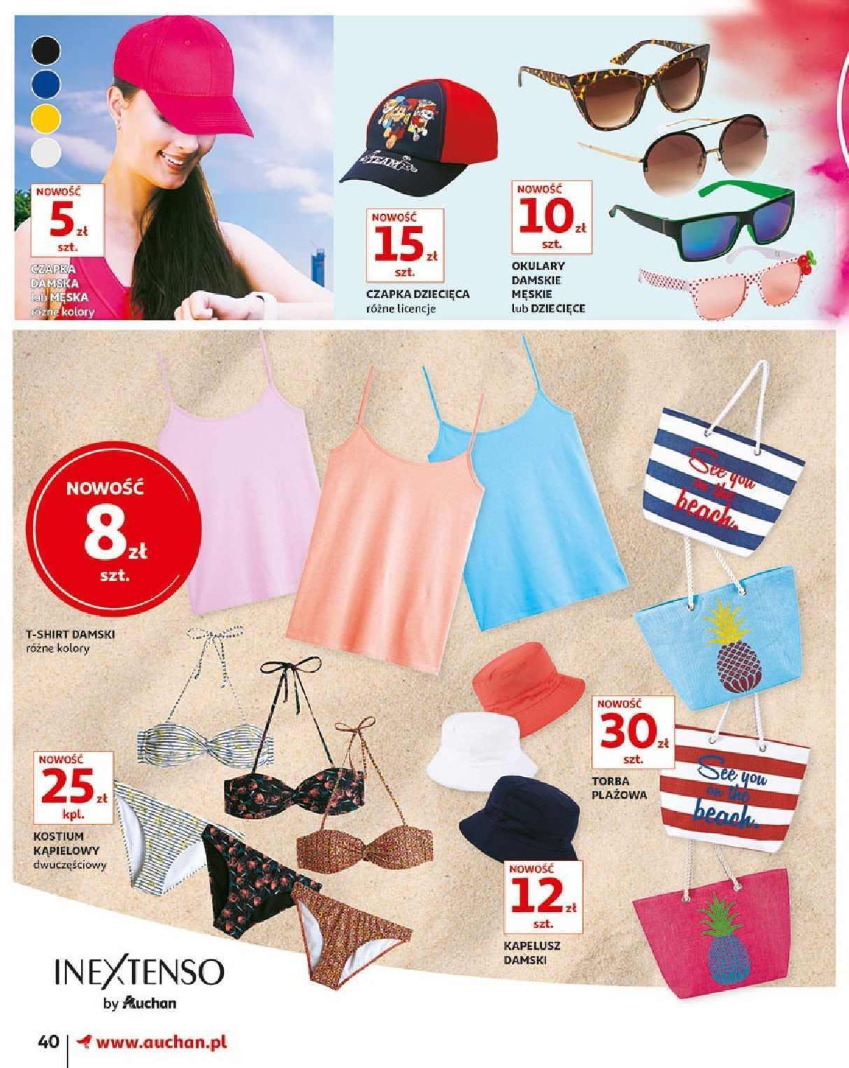 Gazetka promocyjna Auchan do 23/05/2019 str.40