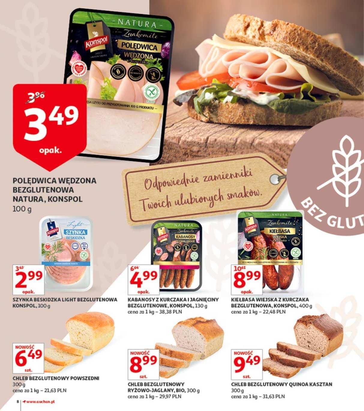 Gazetka promocyjna Auchan do 23/07/2018 str.7