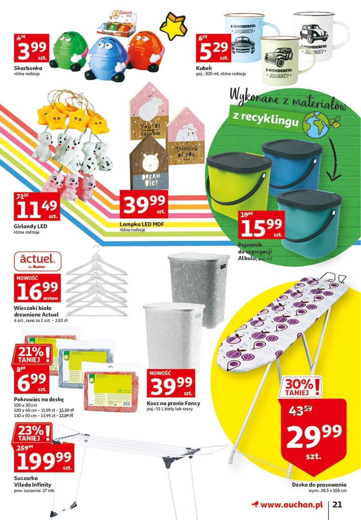 Gazetka promocyjna Auchan do 26/08/2020 str.20