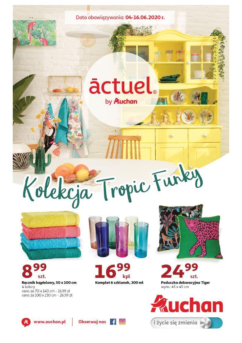 Gazetka promocyjna Auchan do 16/06/2020 str.0