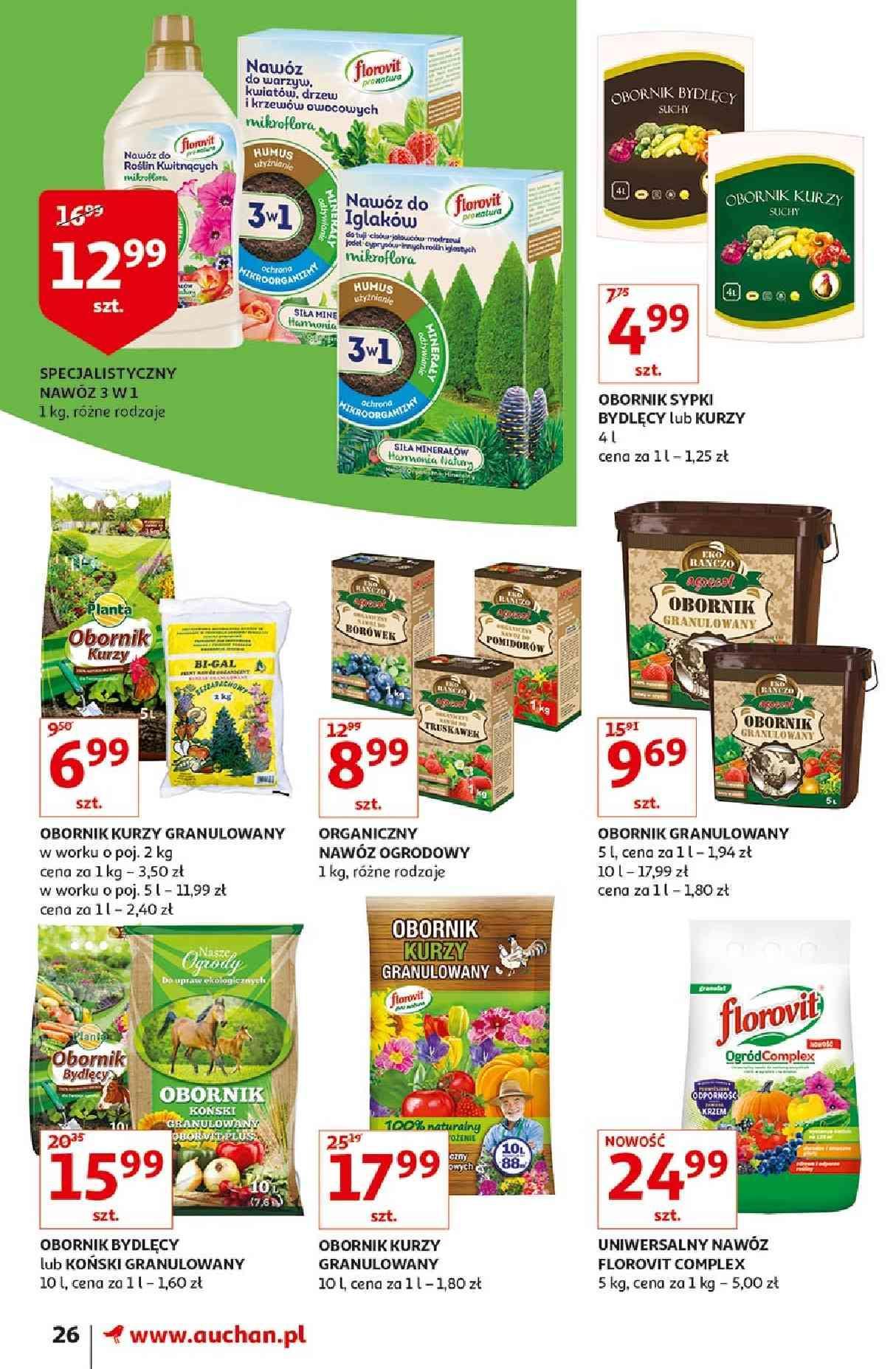 Gazetka promocyjna Auchan do 31/03/2019 str.25