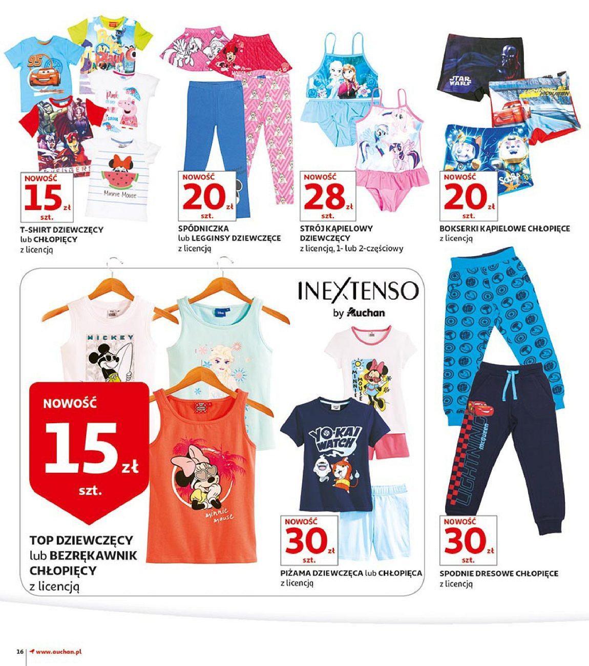 Gazetka promocyjna Auchan do 03/06/2018 str.15