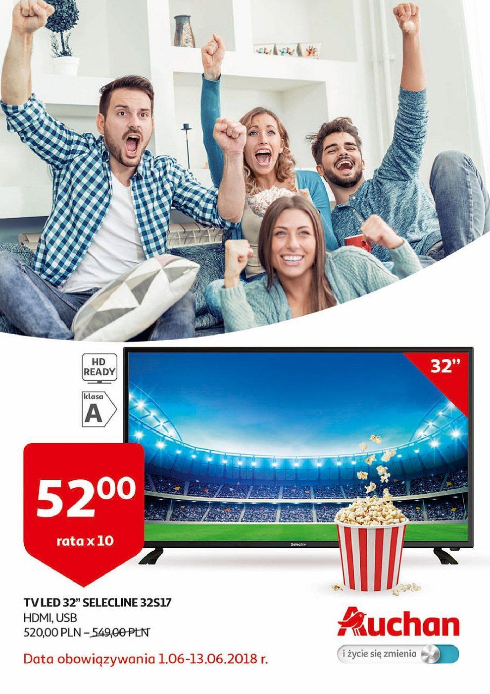 Gazetka promocyjna Auchan do 13/06/2018 str.0