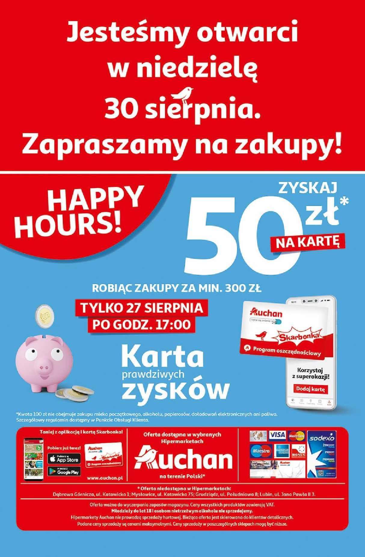 Gazetka promocyjna Auchan do 03/09/2020 str.35