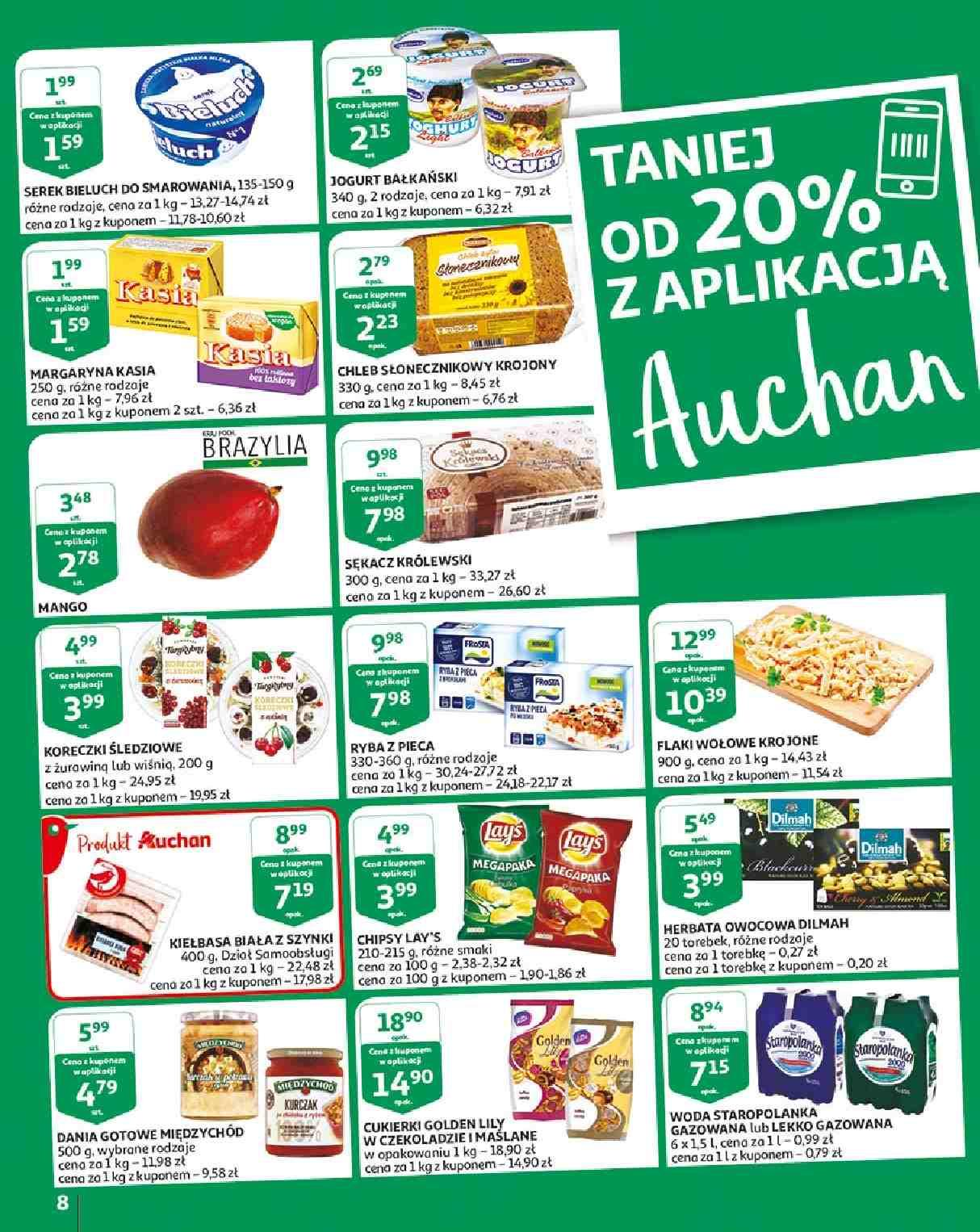 Gazetka promocyjna Auchan do 21/08/2019 str.8