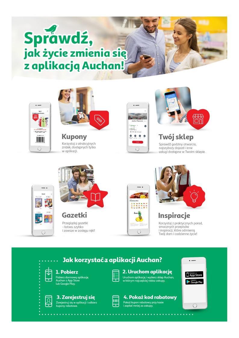 Gazetka promocyjna Auchan do 20/03/2019 str.2