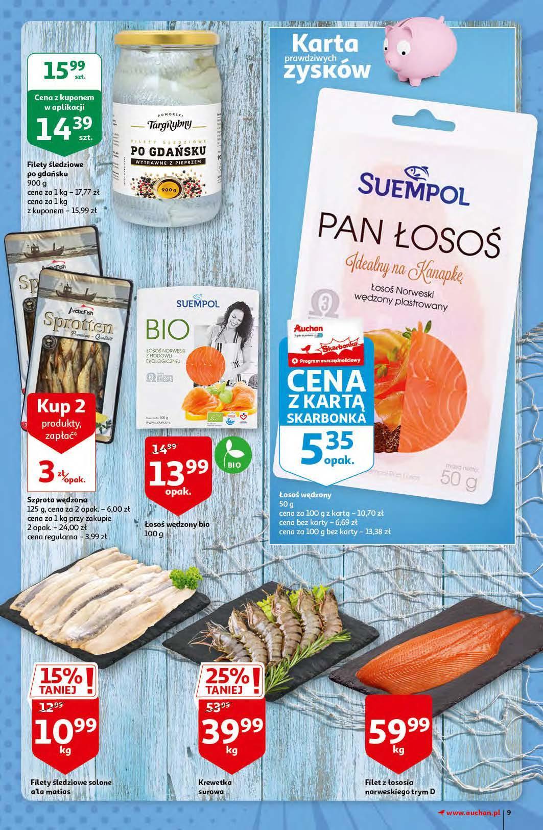 Gazetka promocyjna Auchan do 21/10/2020 str.8