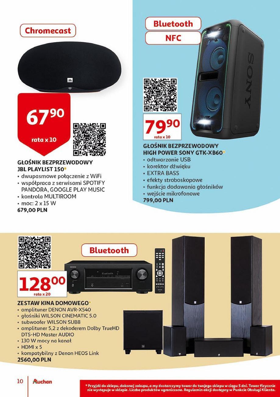 Gazetka promocyjna Auchan do 14/08/2018 str.10