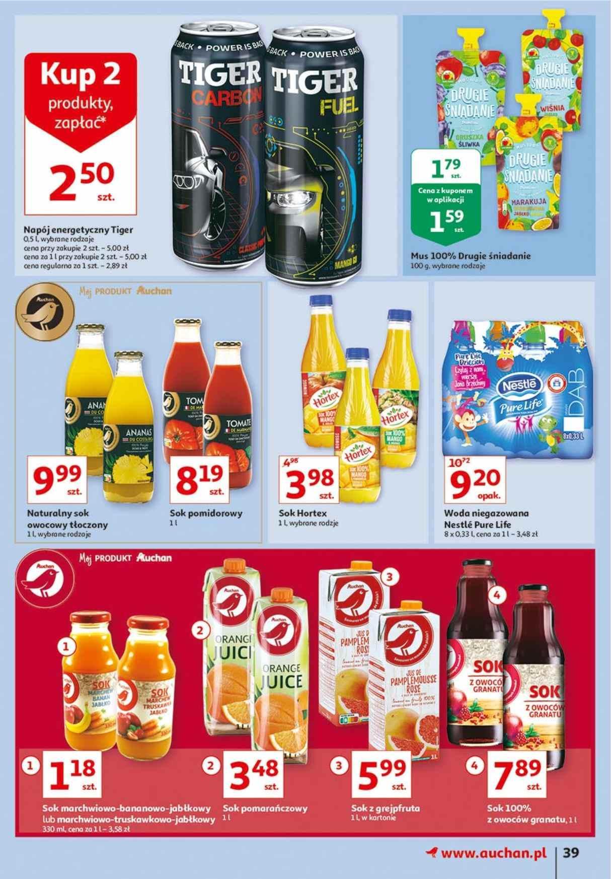 Gazetka promocyjna Auchan do 26/08/2020 str.38