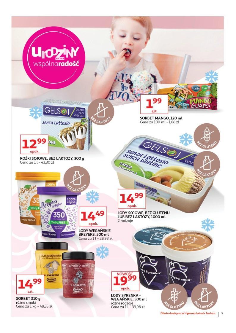 Gazetka promocyjna Auchan do 18/05/2019 str.5