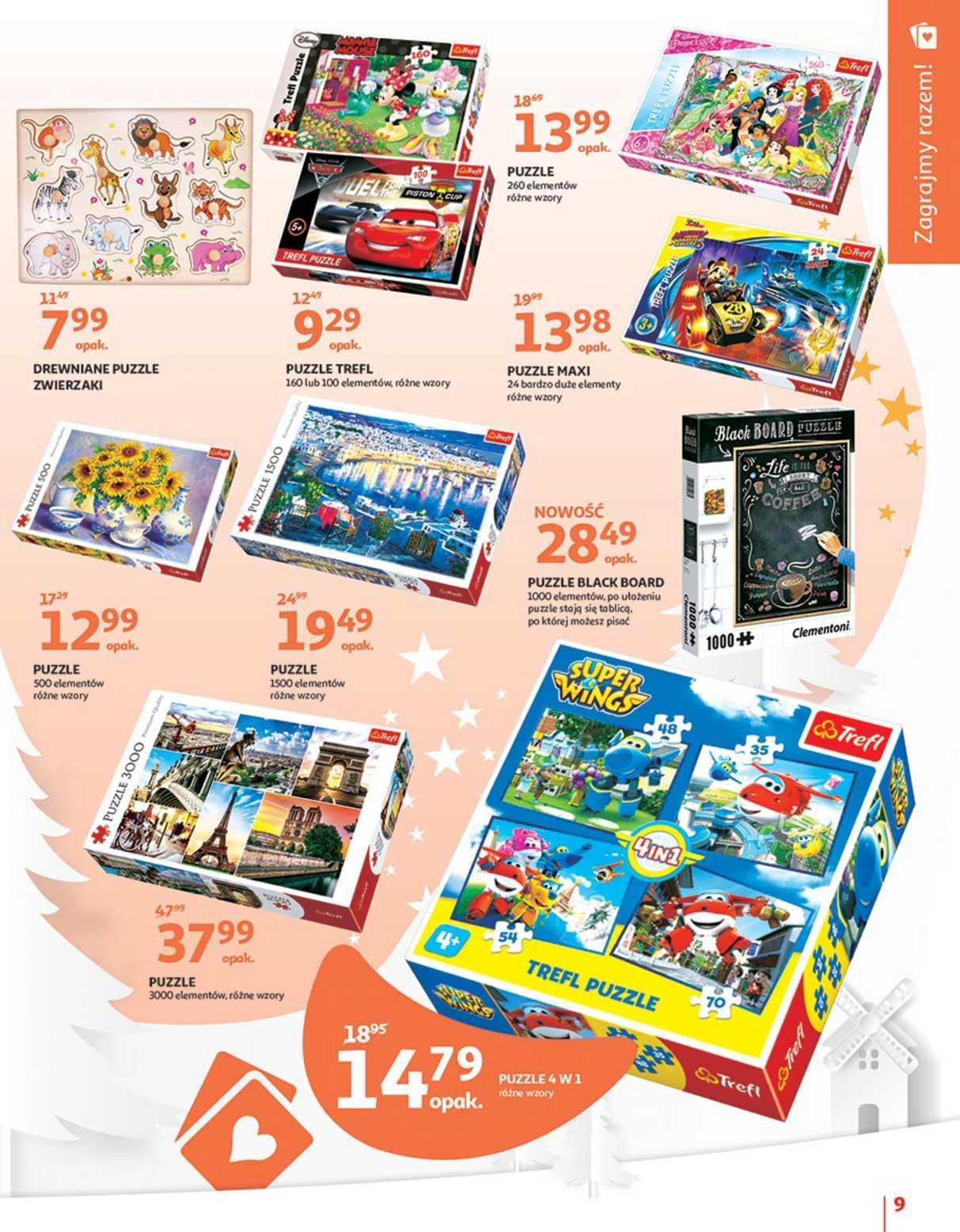 Gazetka promocyjna Auchan do 28/11/2018 str.9