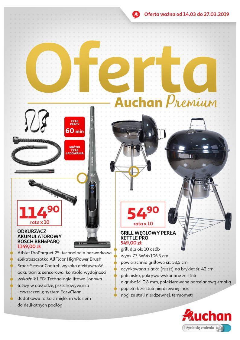 Gazetka promocyjna Auchan do 27/03/2019 str.0