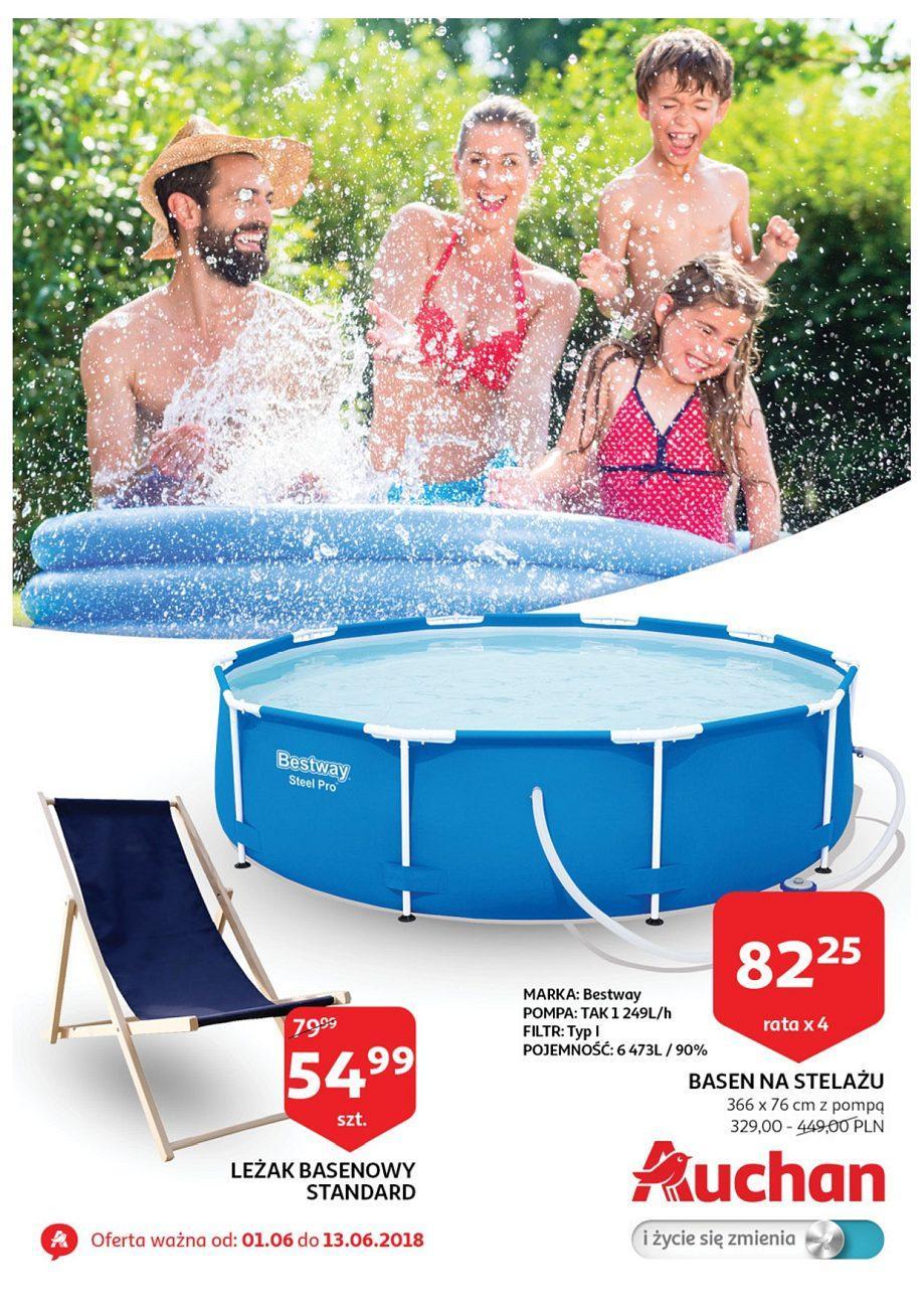 Gazetka promocyjna Auchan do 16/06/2018 str.1