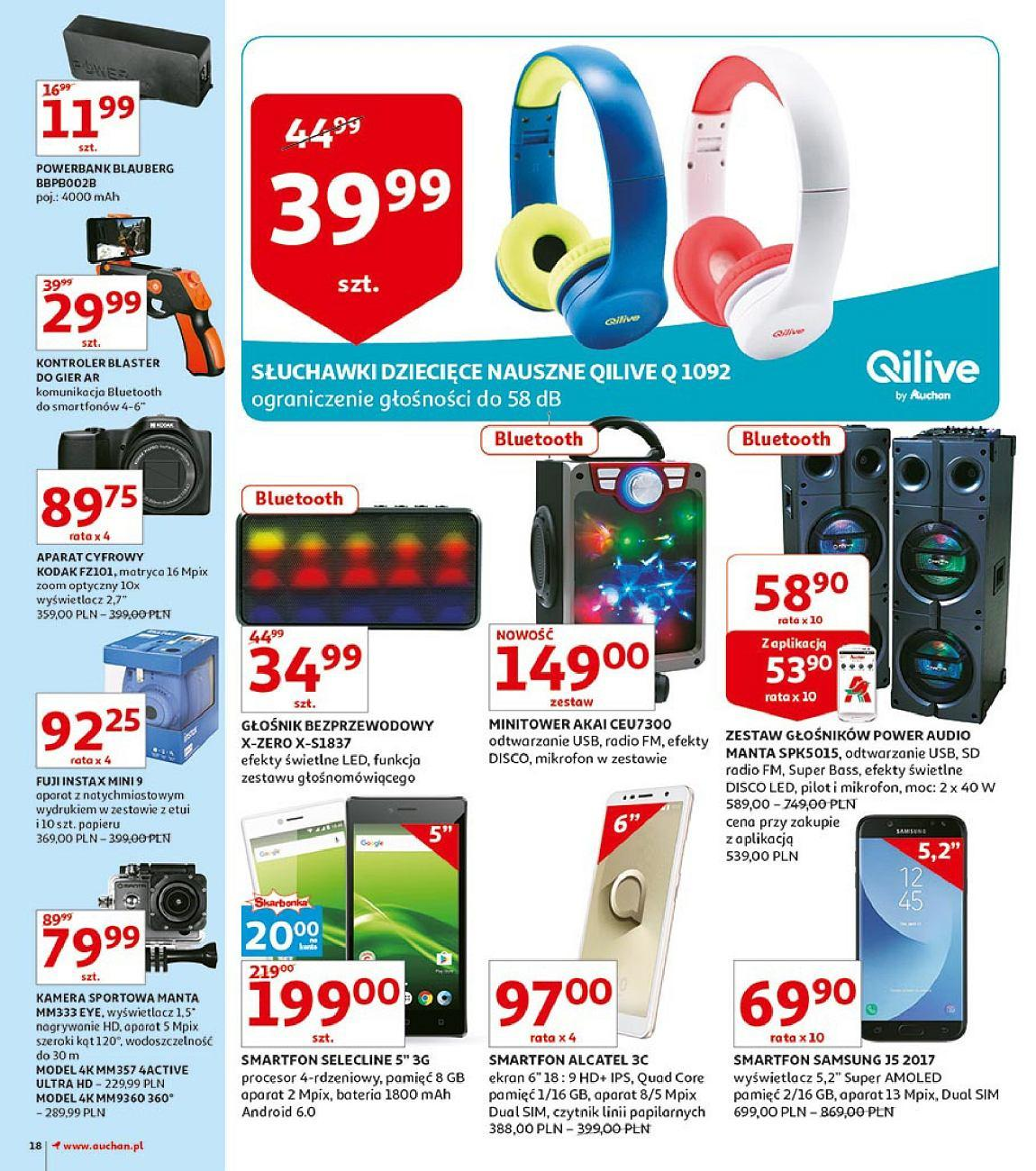 Gazetka promocyjna Auchan do 03/06/2018 str.17
