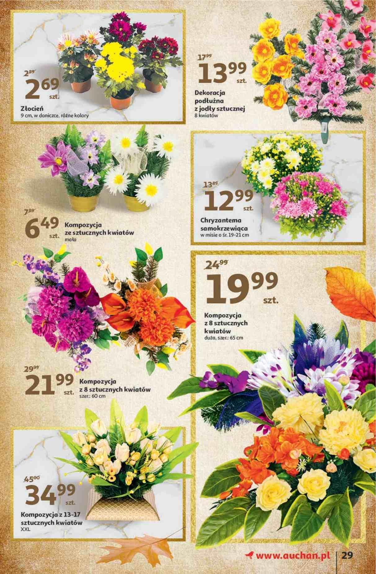 Gazetka promocyjna Auchan do 07/10/2020 str.28