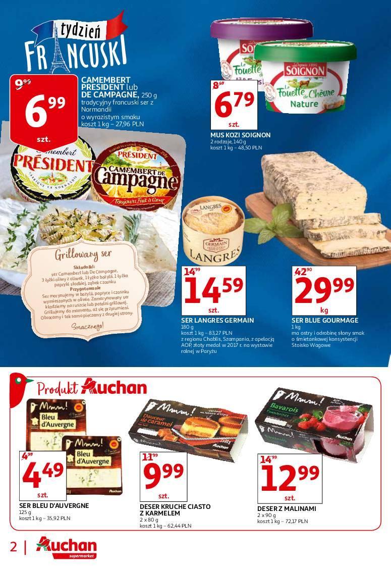 Gazetka promocyjna Auchan do 14/07/2018 str.2