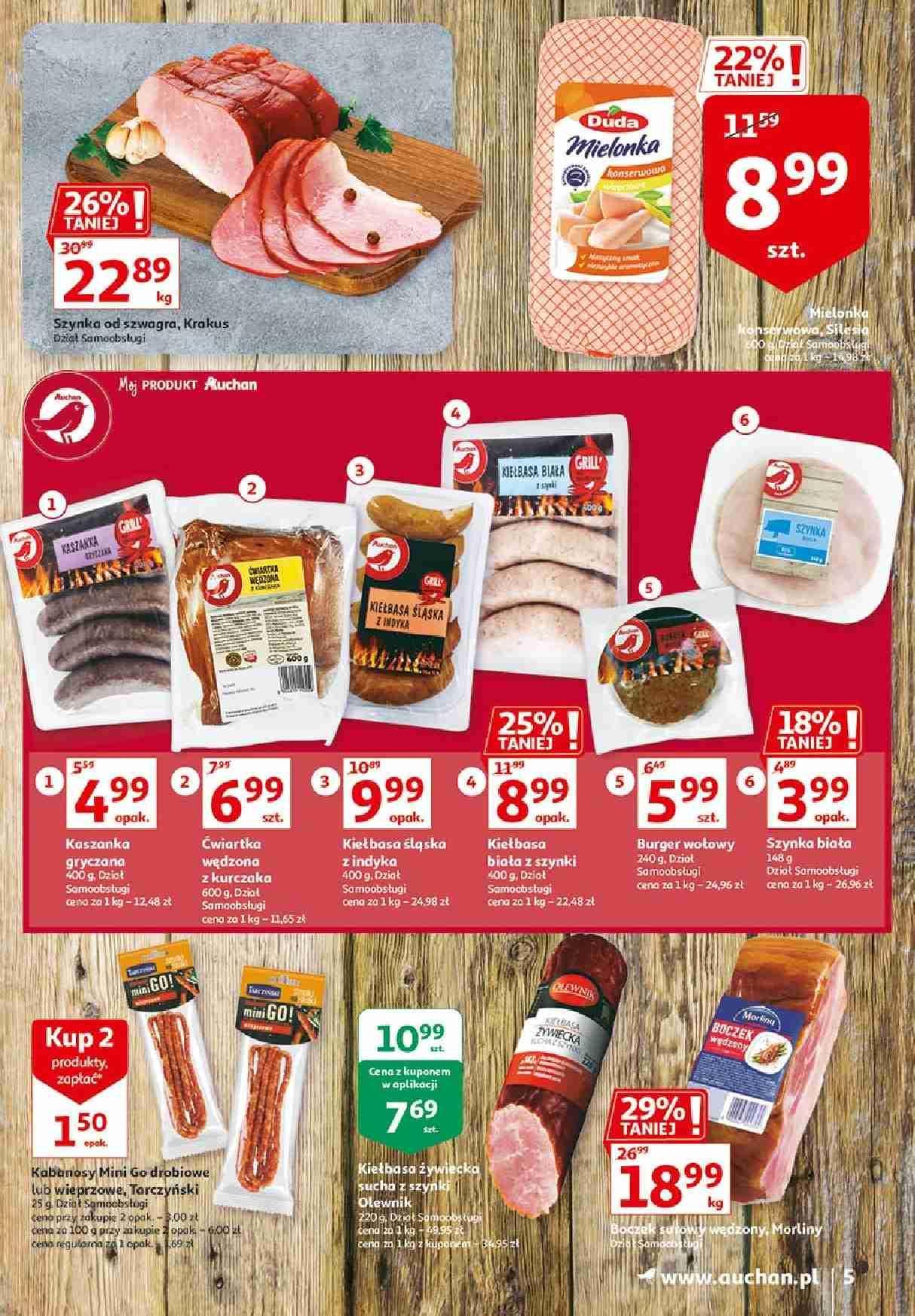 Gazetka promocyjna Auchan do 26/08/2020 str.4