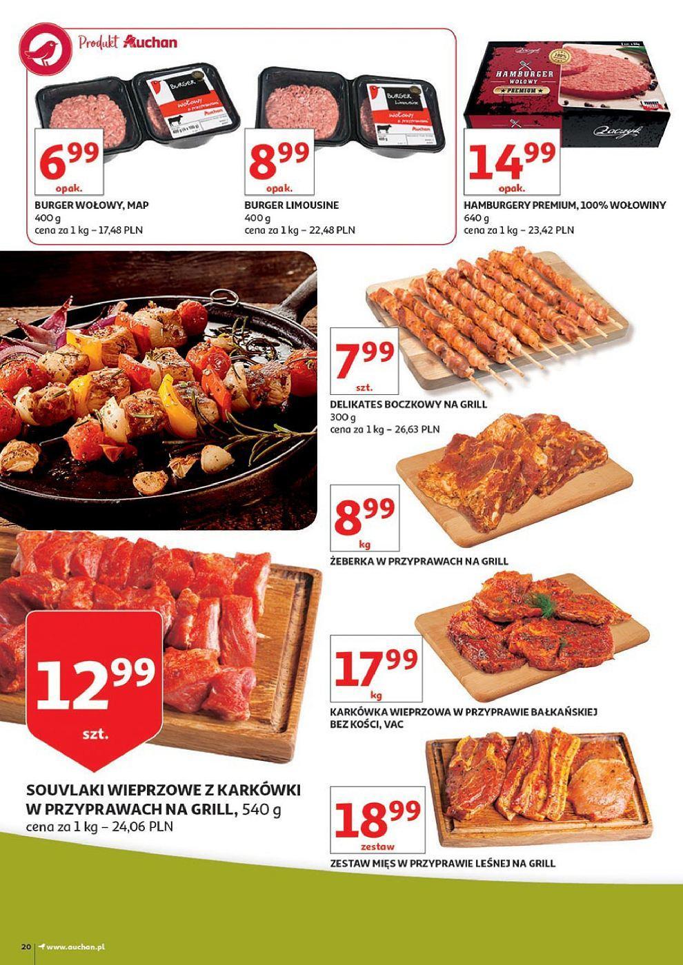 Gazetka promocyjna Auchan do 01/07/2018 str.19