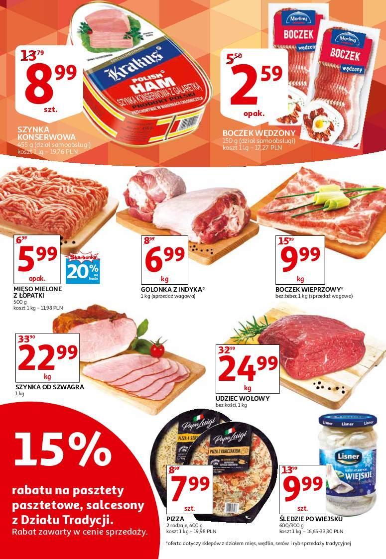 Gazetka promocyjna Auchan do 10/10/2018 str.3