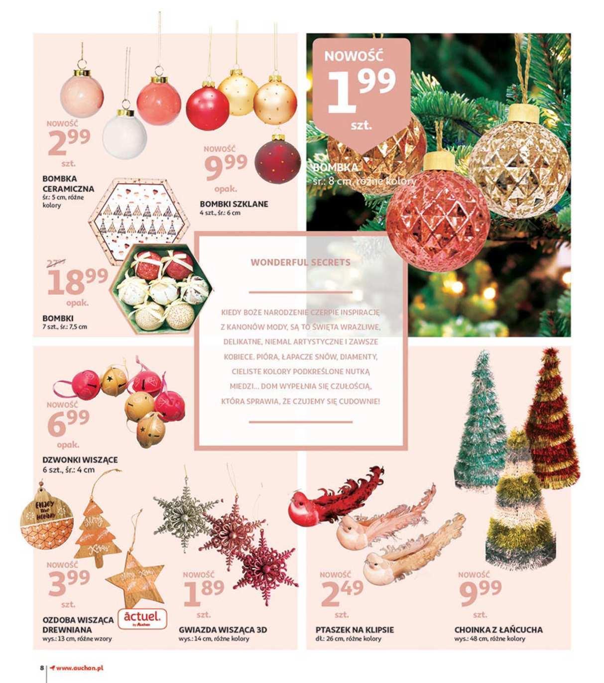 Gazetka promocyjna Auchan do 28/11/2018 str.8