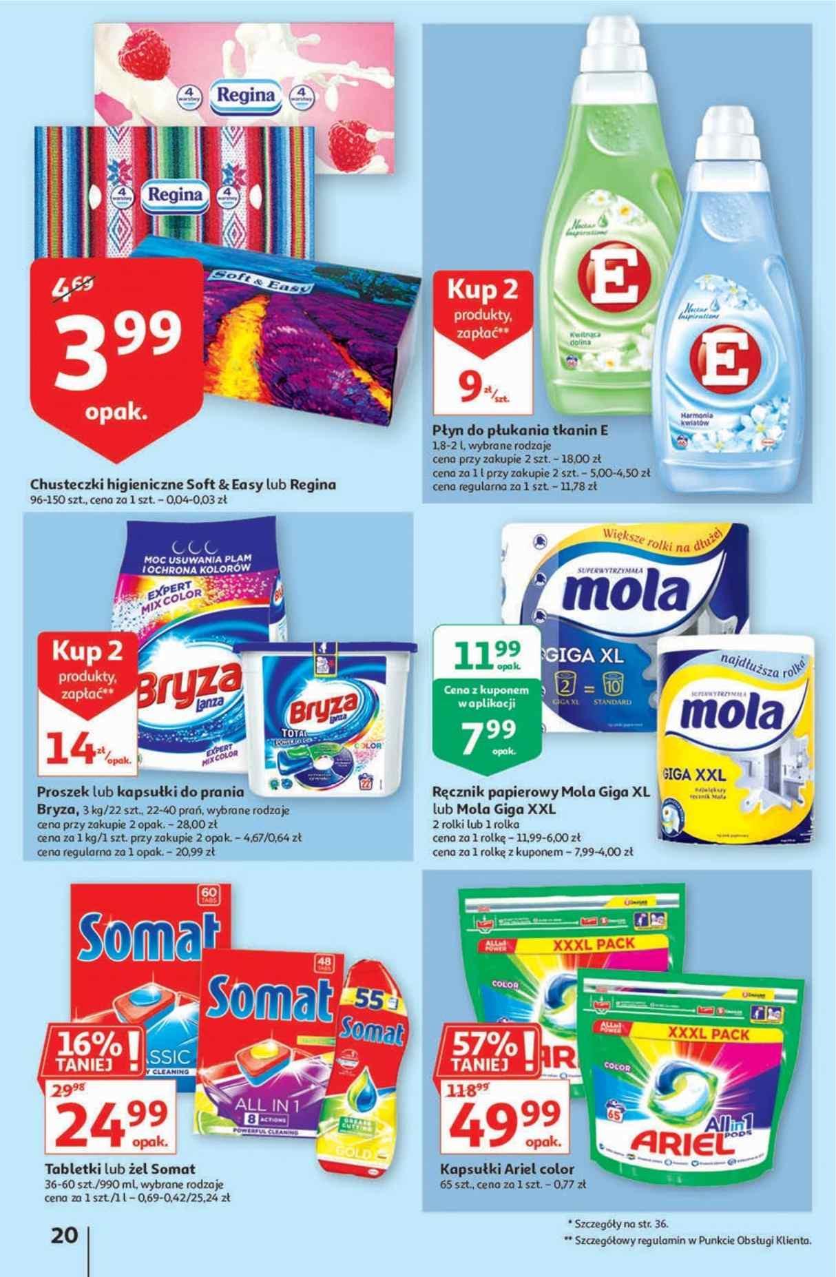 Gazetka promocyjna Auchan do 07/10/2020 str.19