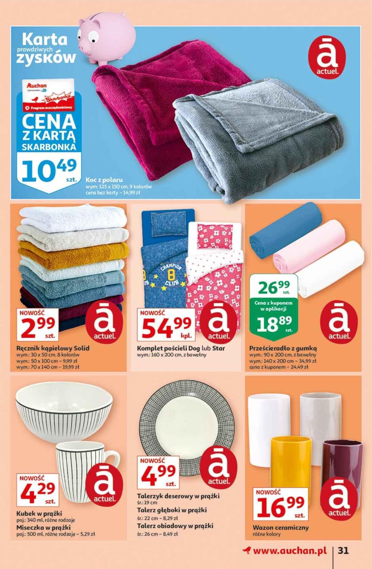 Gazetka promocyjna Auchan do 24/09/2020 str.30