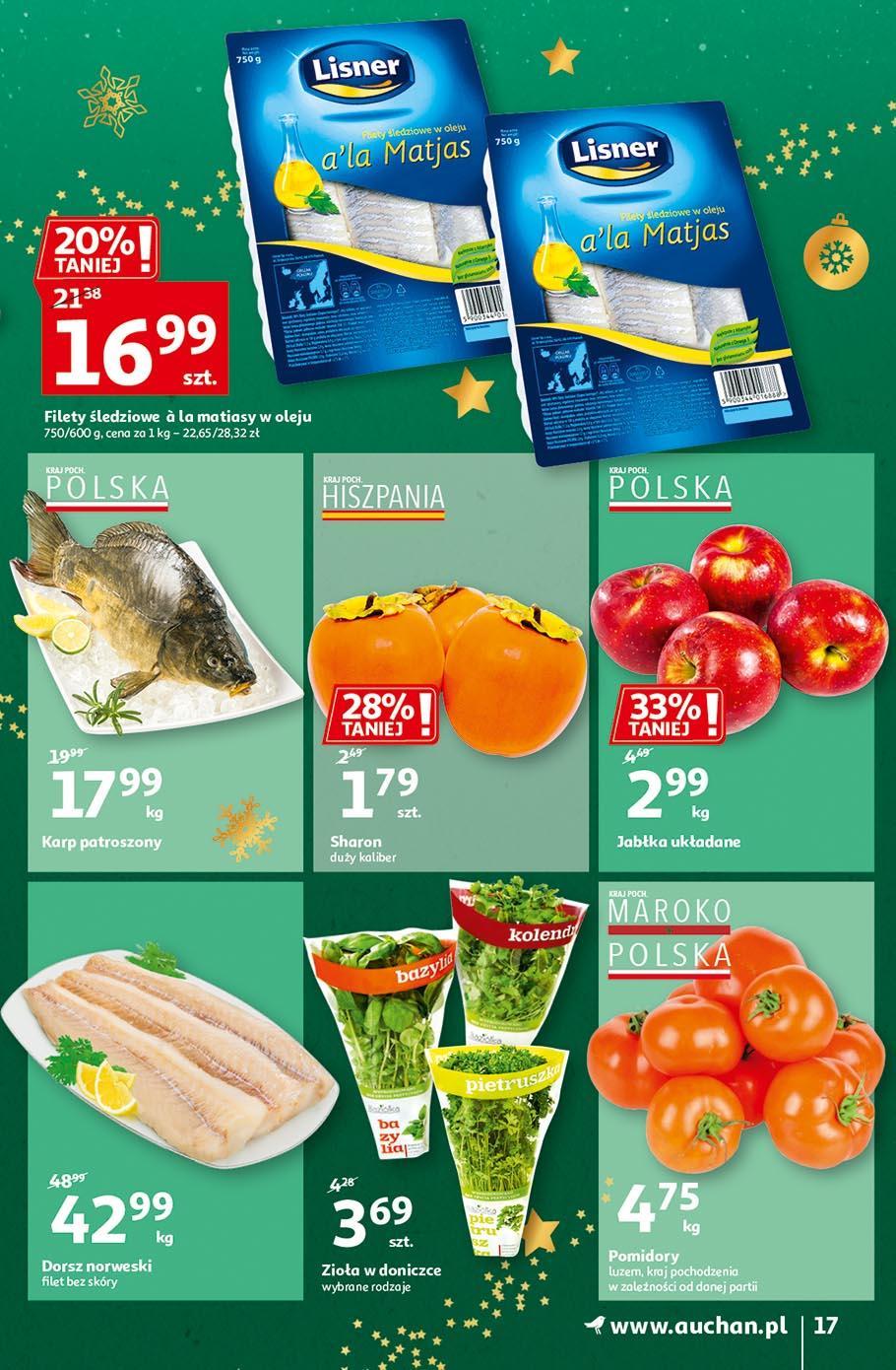 Gazetka promocyjna Auchan do 18/11/2020 str.17