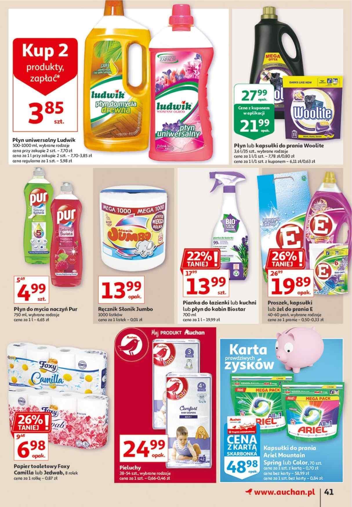 Gazetka promocyjna Auchan do 26/08/2020 str.40