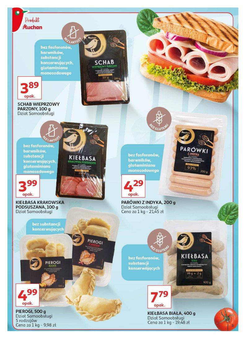 Gazetka promocyjna Auchan do 26/06/2019 str.3