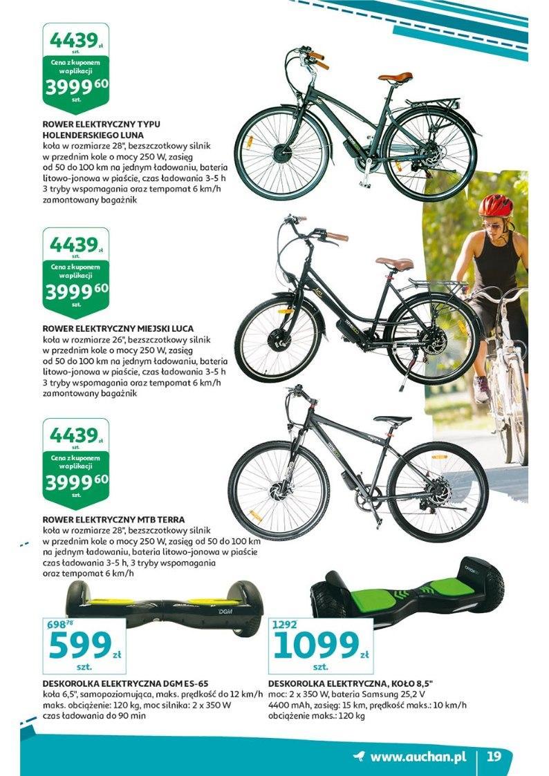 Gazetka promocyjna Auchan do 07/05/2019 str.18