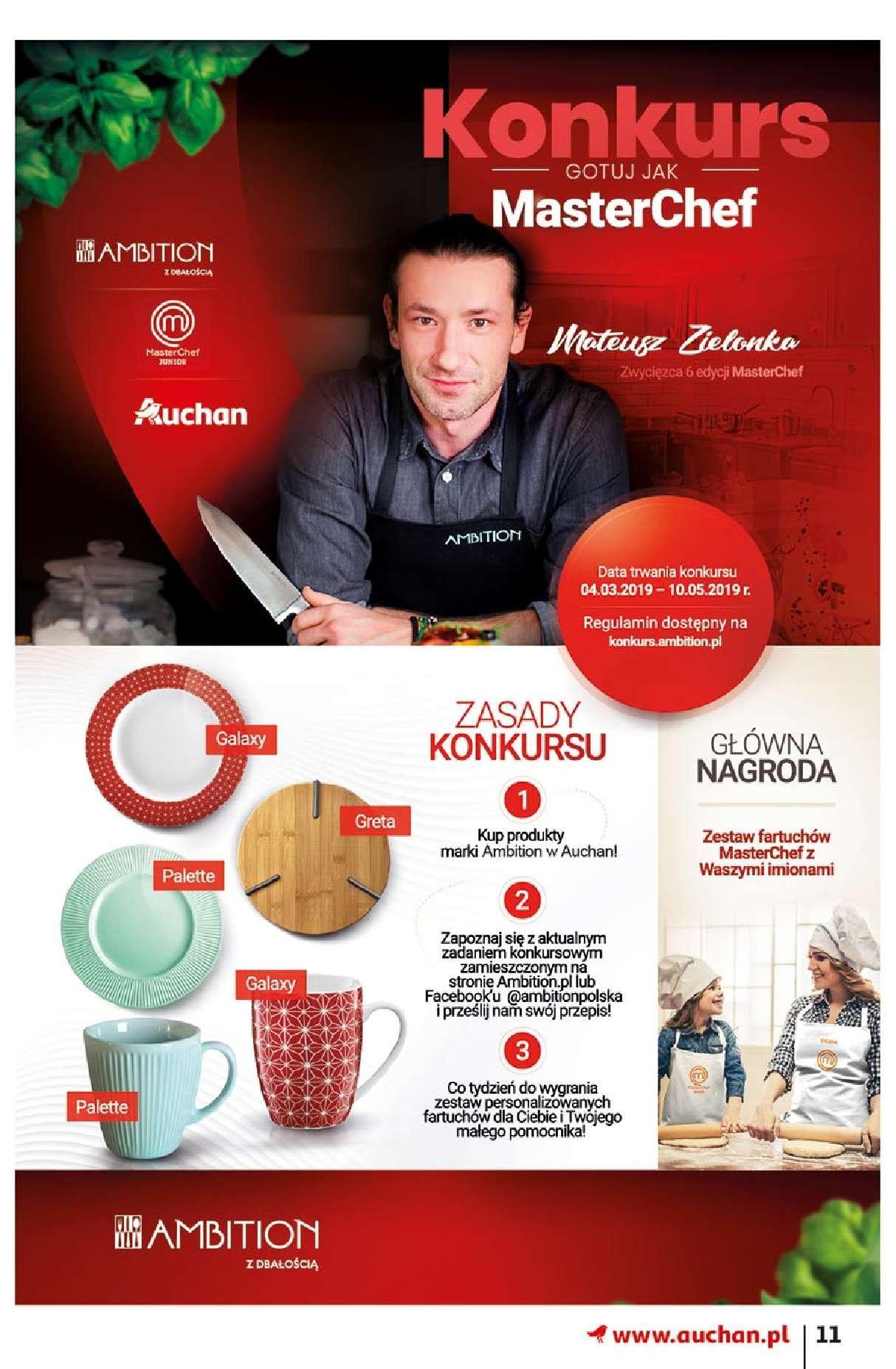 Gazetka promocyjna Auchan do 31/03/2019 str.10