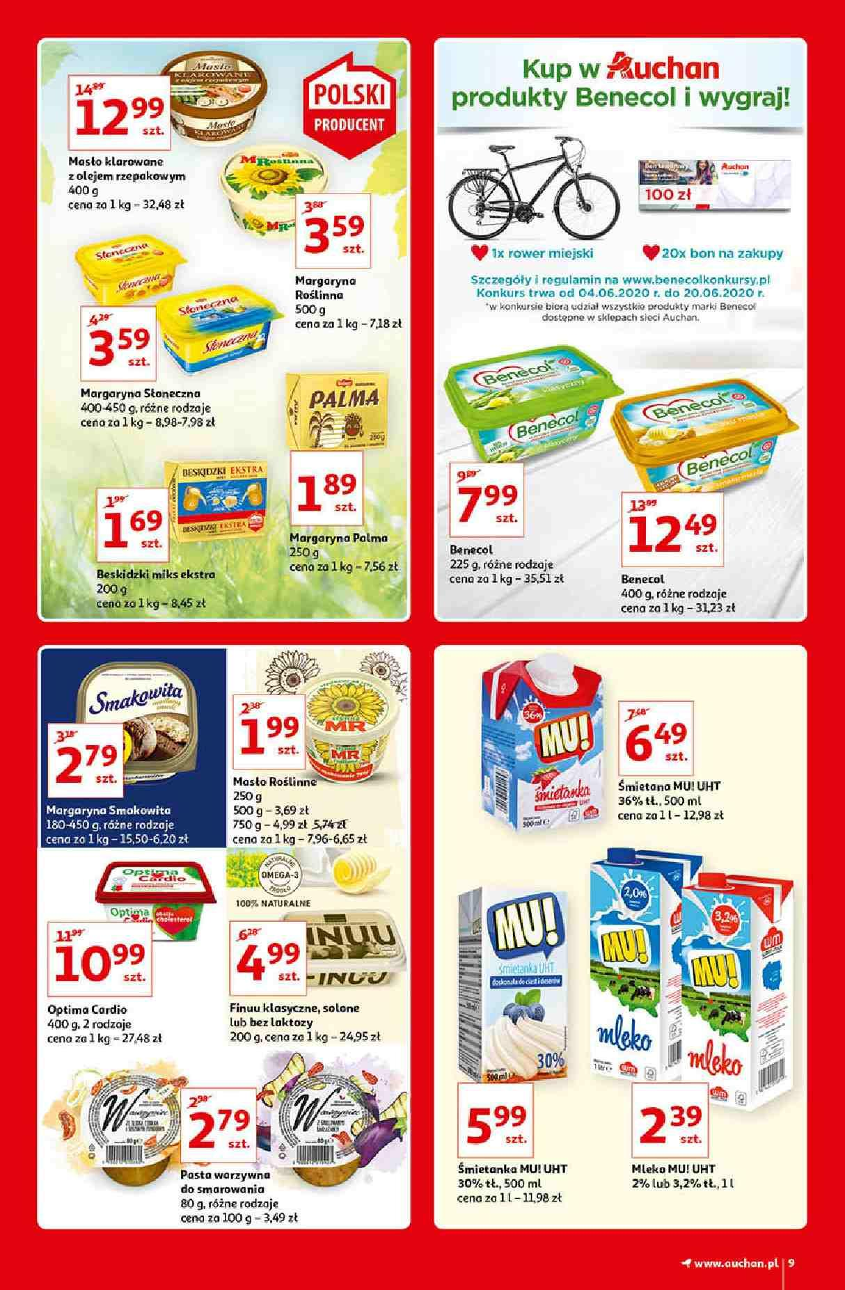 Gazetka promocyjna Auchan do 10/06/2020 str.8