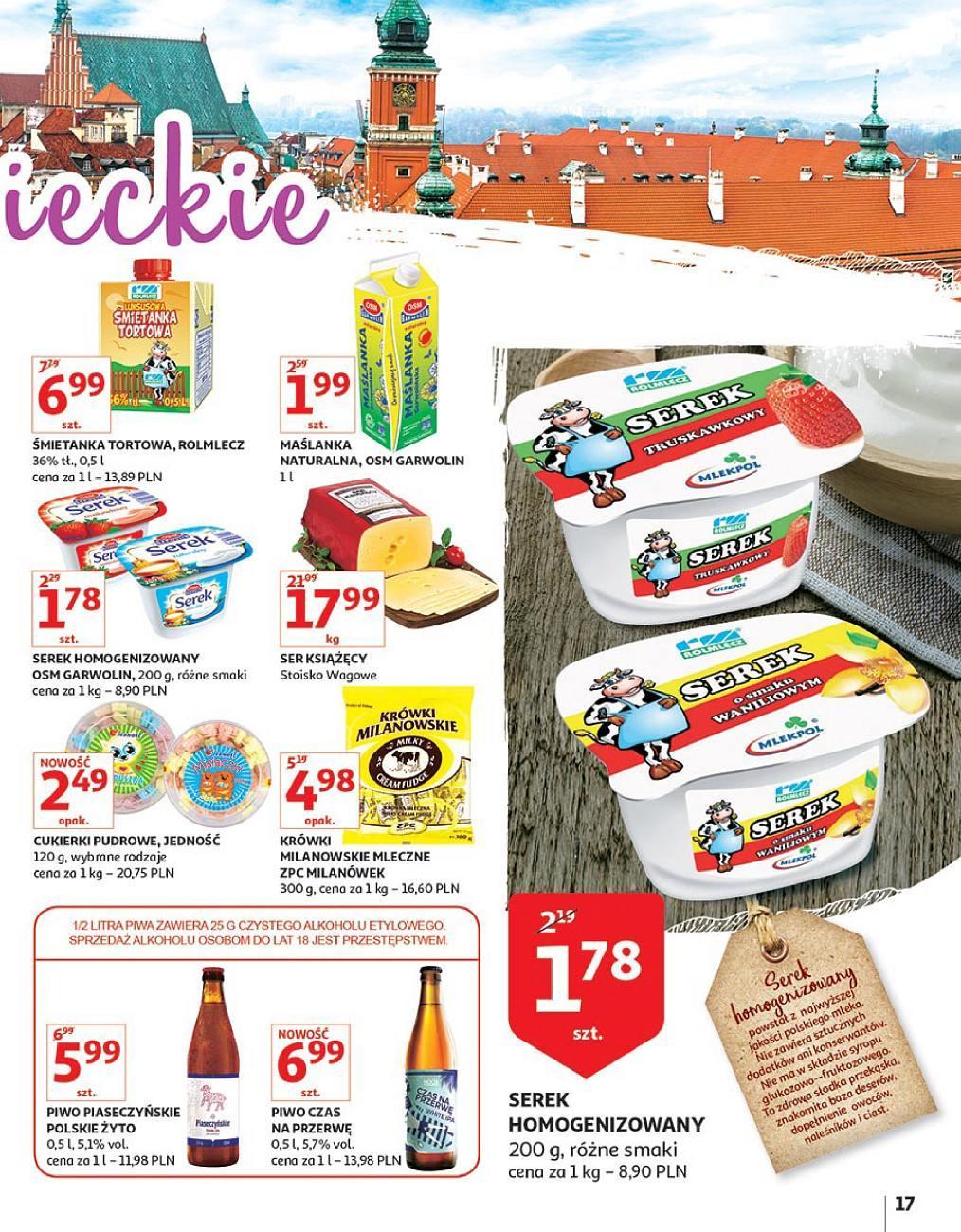 Gazetka promocyjna Auchan do 24/09/2018 str.17