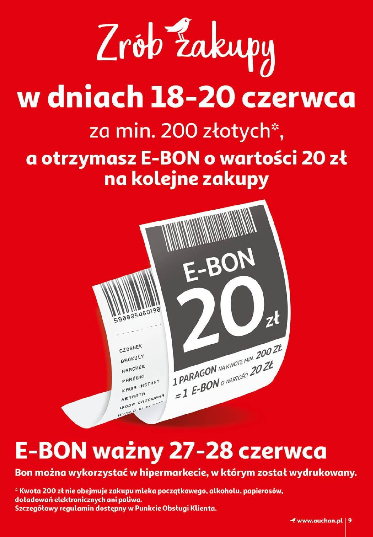 Gazetka promocyjna Auchan do 24/06/2020 str.8