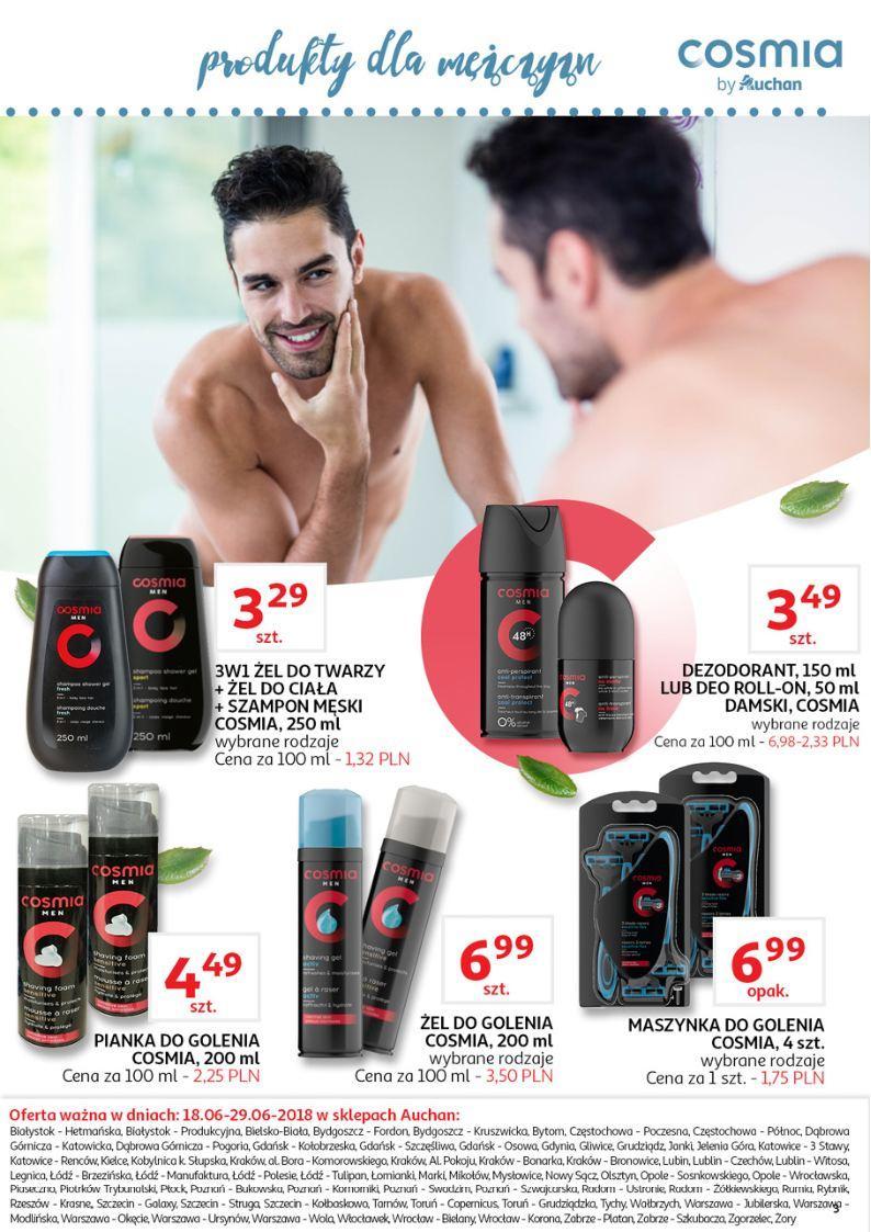Gazetka promocyjna Auchan do 29/06/2018 str.6
