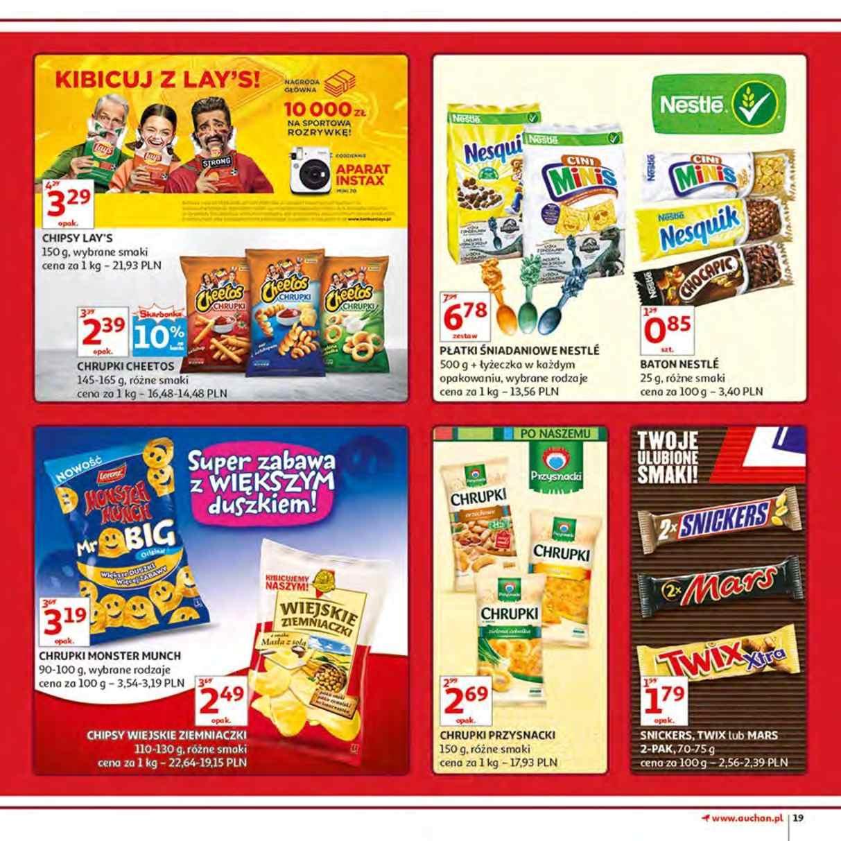 Gazetka promocyjna Auchan do 12/06/2018 str.18