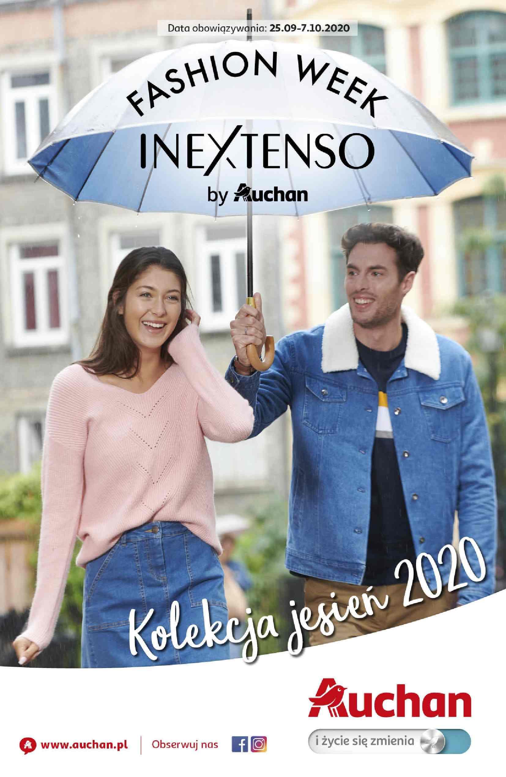 Gazetka promocyjna Auchan do 07/10/2020 str.0