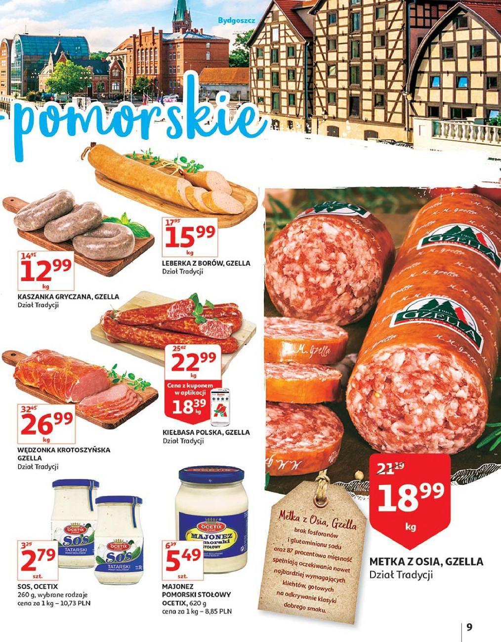Gazetka promocyjna Auchan do 24/09/2018 str.9