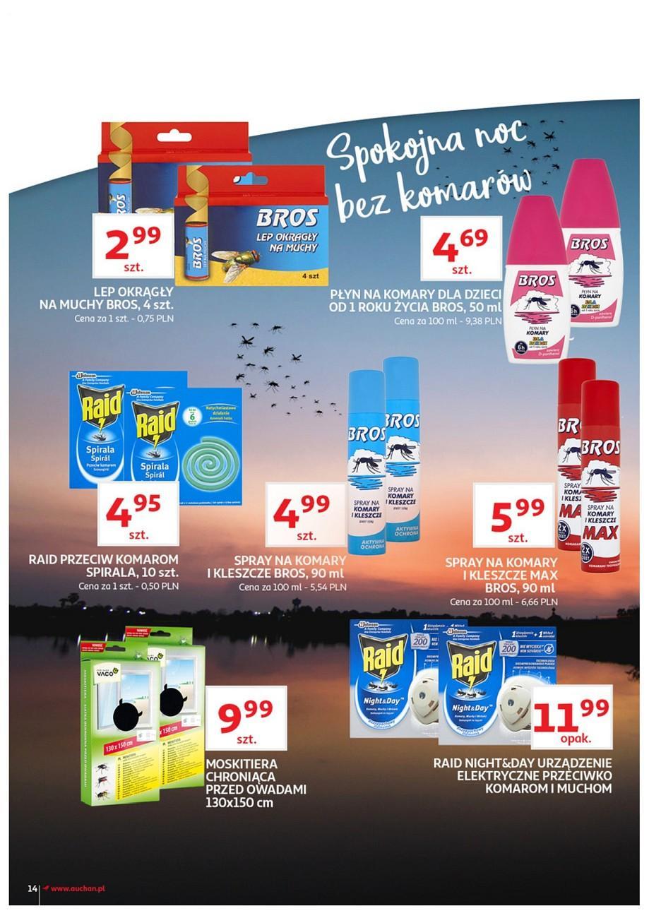 Gazetka promocyjna Auchan do 16/06/2018 str.14