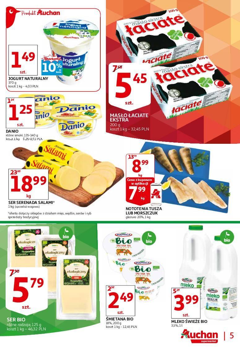 Gazetka promocyjna Auchan do 10/10/2018 str.5