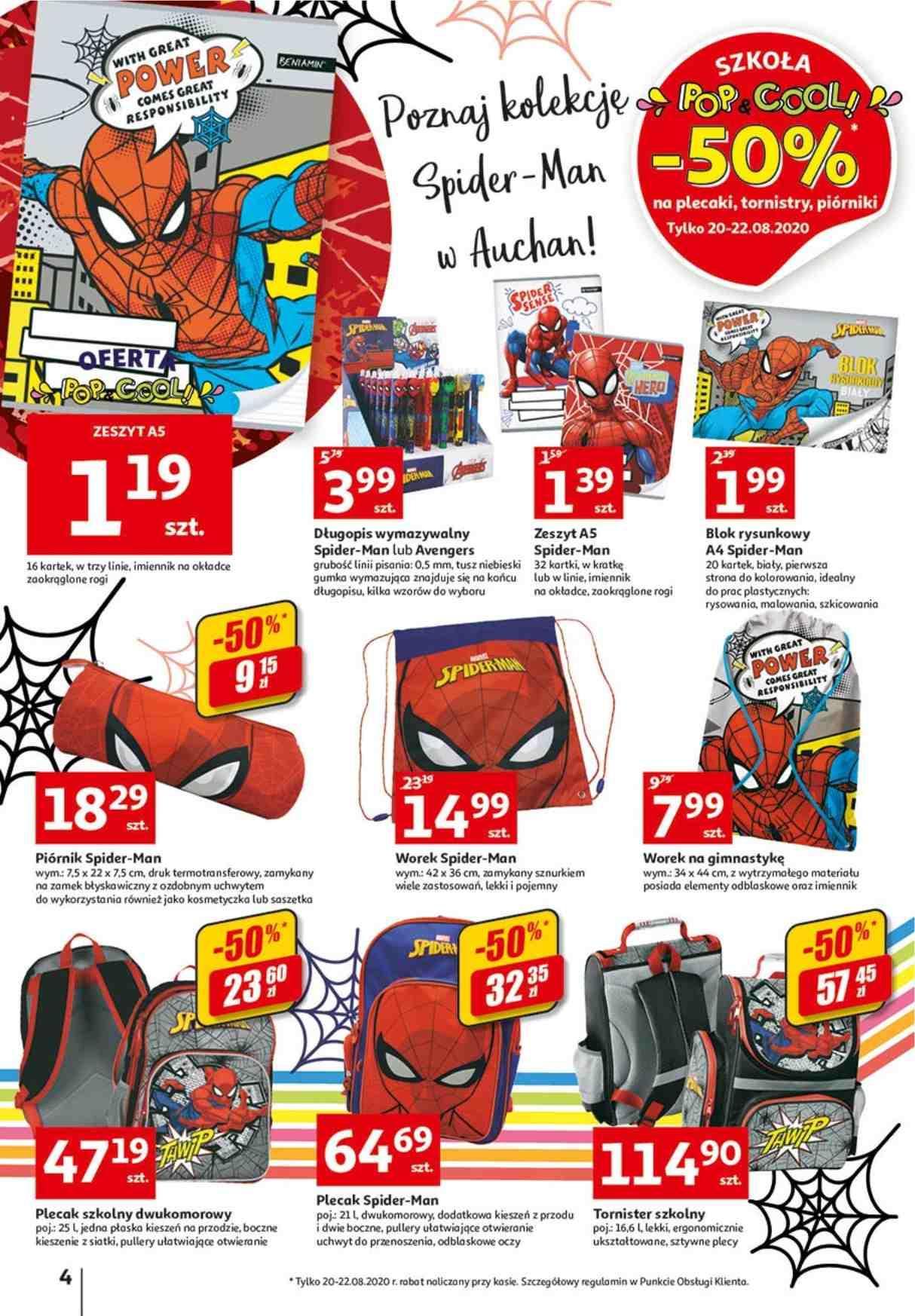Gazetka promocyjna Auchan do 26/08/2020 str.3