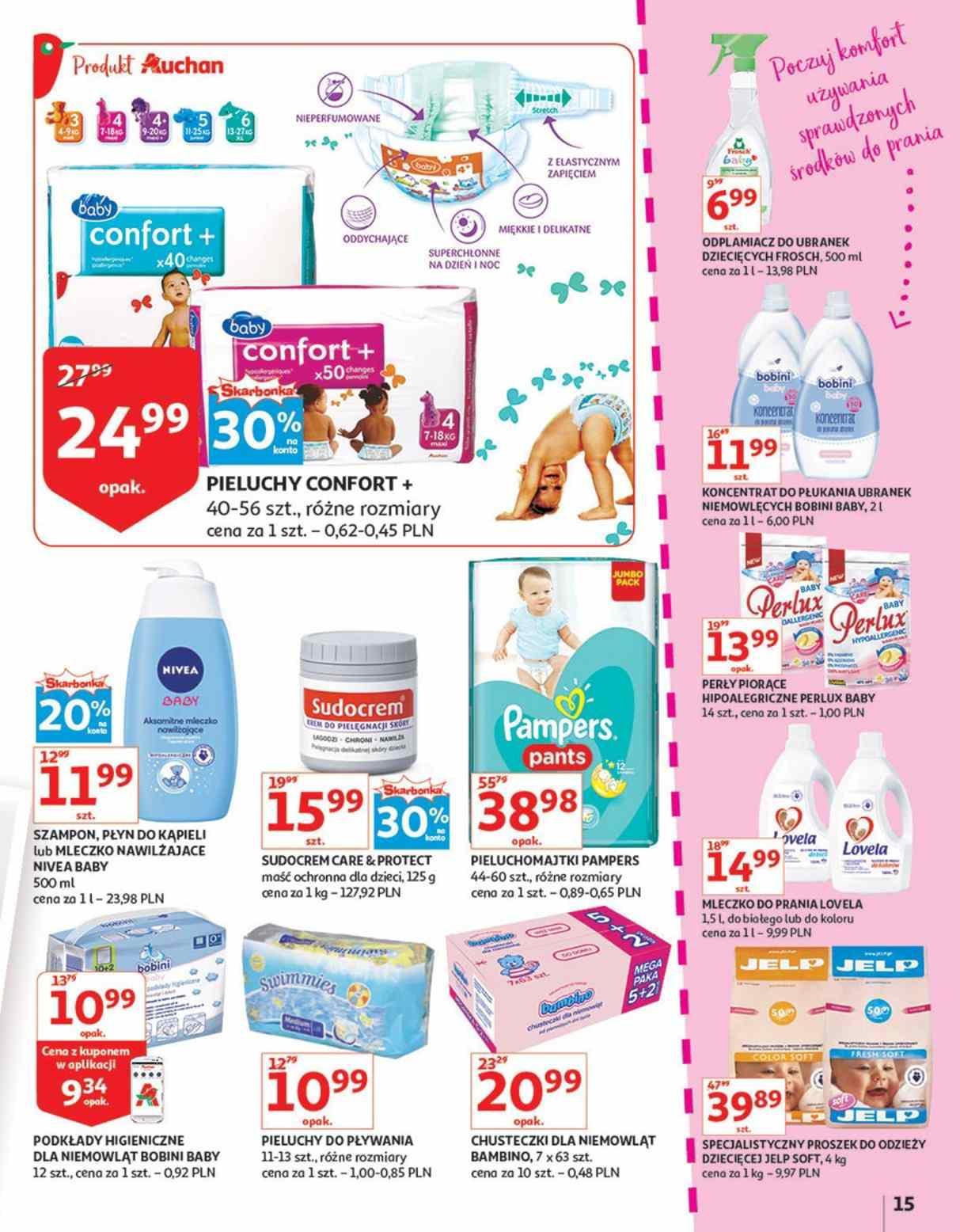 Gazetka promocyjna Auchan do 08/08/2018 str.14