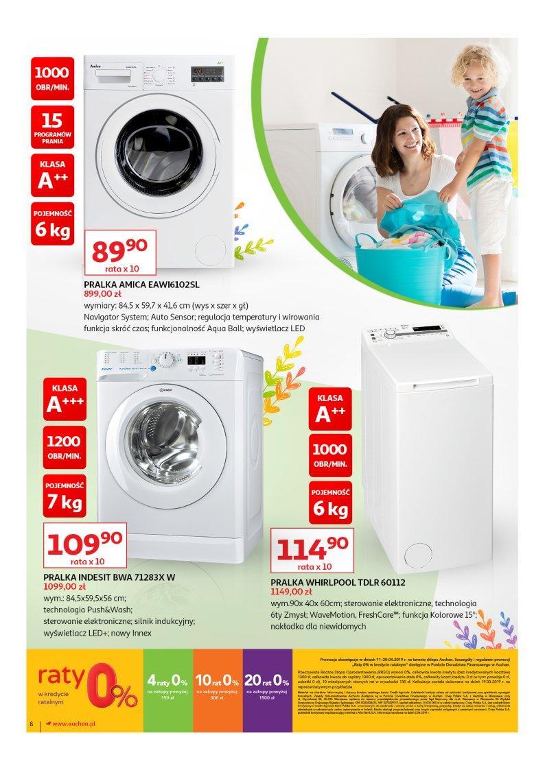 Gazetka promocyjna Auchan do 20/04/2019 str.7