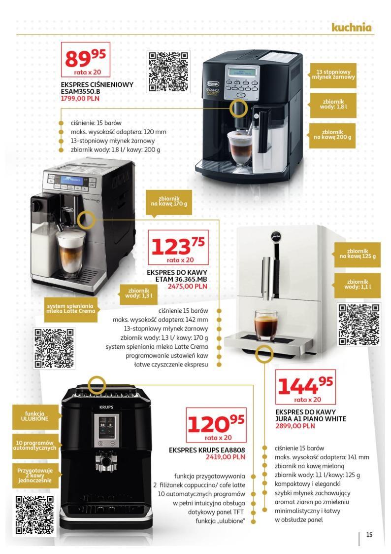 Gazetka promocyjna Auchan do 13/11/2018 str.15