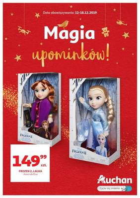 Magia upominków
