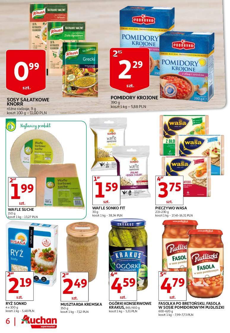 Gazetka promocyjna Auchan do 17/07/2018 str.5