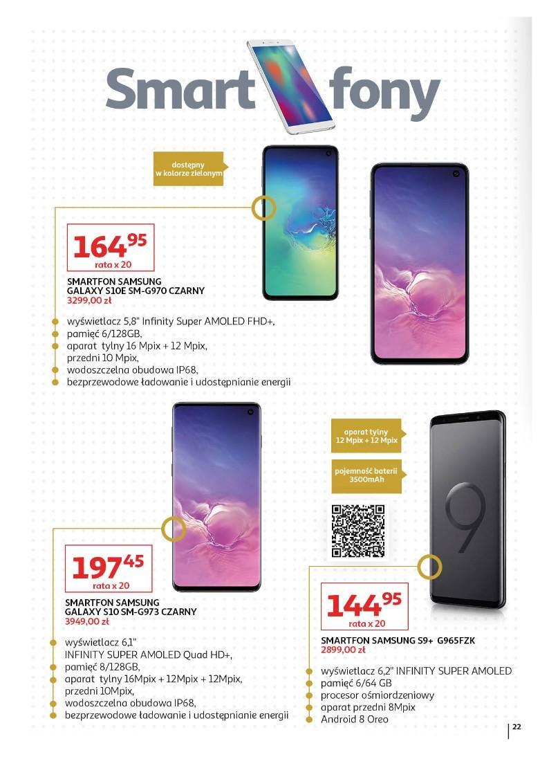 Gazetka promocyjna Auchan do 24/04/2019 str.21