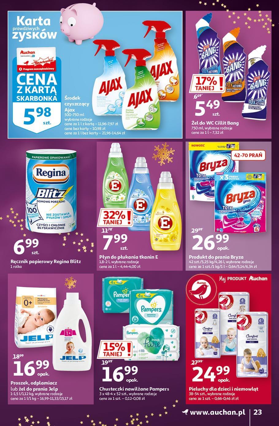 Gazetka promocyjna Auchan do 18/11/2020 str.23