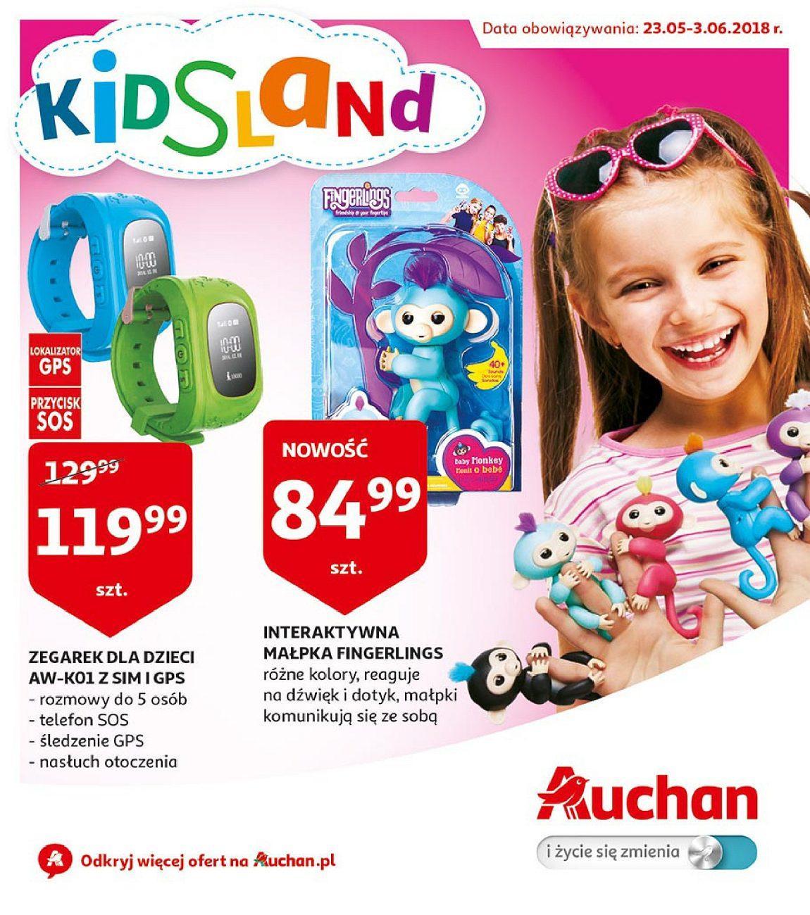 Gazetka promocyjna Auchan do 03/06/2018 str.0