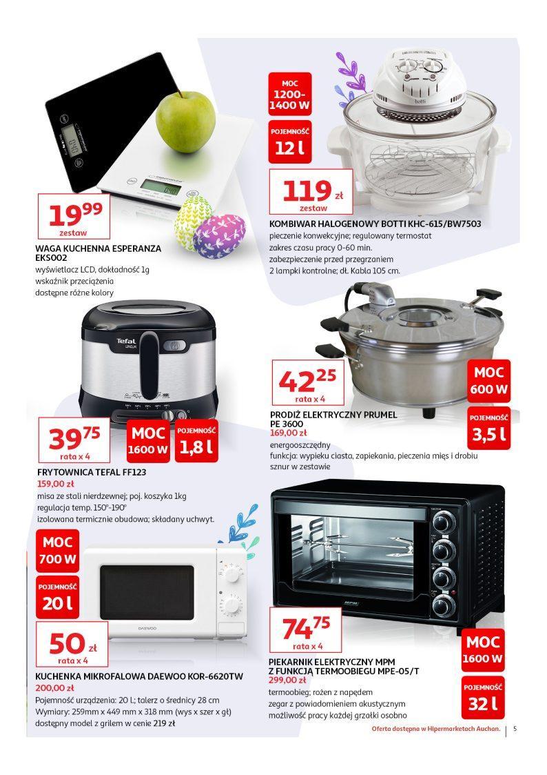 Gazetka promocyjna Auchan do 20/04/2019 str.4